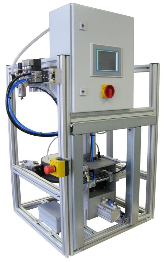 Système automatique de contrôle du sable SPC | Automatic Sand Testing Systems SPC