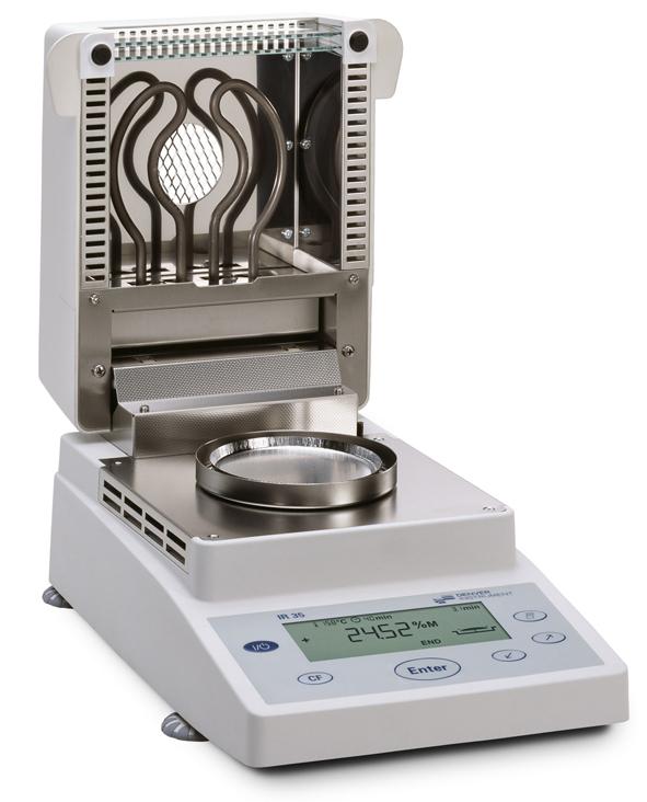 Appareil de laboratoire - Réglage de l'humidité IR 35