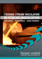 Download flyer In-stream inoculation system PSI | Protection contre les rayonnements de fonderie PSI